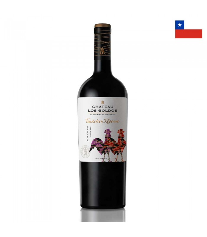 Vino Tinto Tradition Reserve Assemblage 750 ML