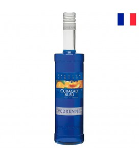 VEDRENNE BLUE CURACAO 25% 700 ML