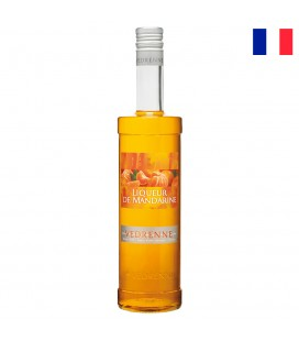 VEDRENNE LICOR DE MANDARINA 25% 700 ML