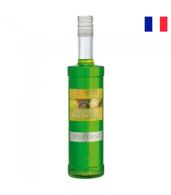 VEDRENNE LICOR DE MELON VERDE 20% 700 ML