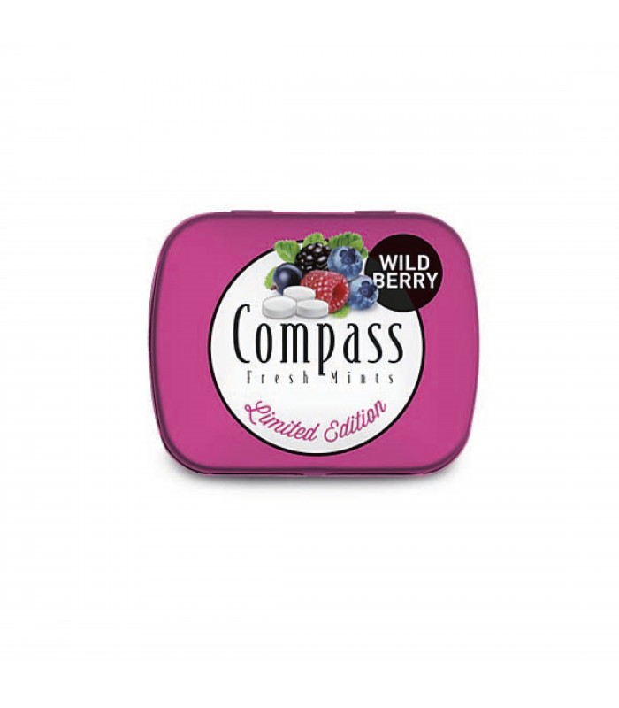 Caramelo Compass Wildberry